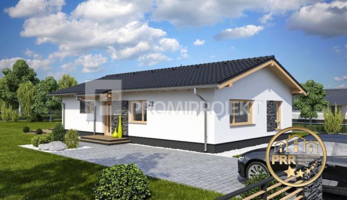 Reality Dom vo výstavbe v obci Chrabrany