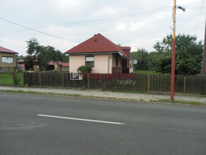 Reality EXKLUZÍVNE - na predaj rodinný dom v obci Habura