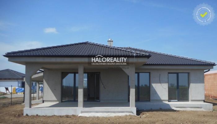Reality Predaj, rodinný dom Trnava, pozemok 1180 m2 - NOVOSTAVBA - EXKLUZÍVNE HALO REALITY