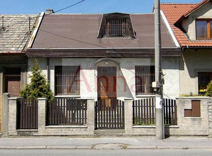 Reality 4-izbový RD - Bulharská ul.