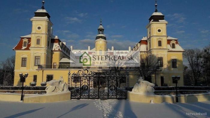 Reality Prenájom luxusných administratívnych priestorov v barokovom kaštieli Theresia Chateau