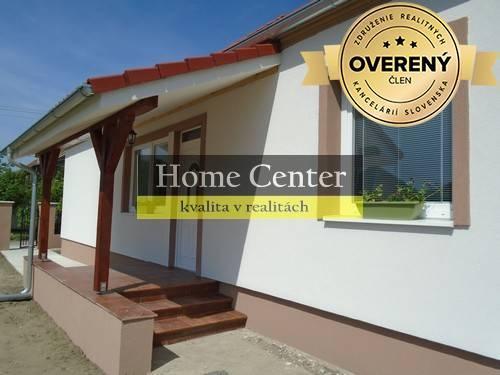 Reality PREDAJ: zrekonštruovaný rodinný dom v Martovciach, okres Komárno