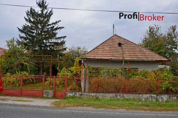 Reality Predaj - rodinný dom - Nový Tekov