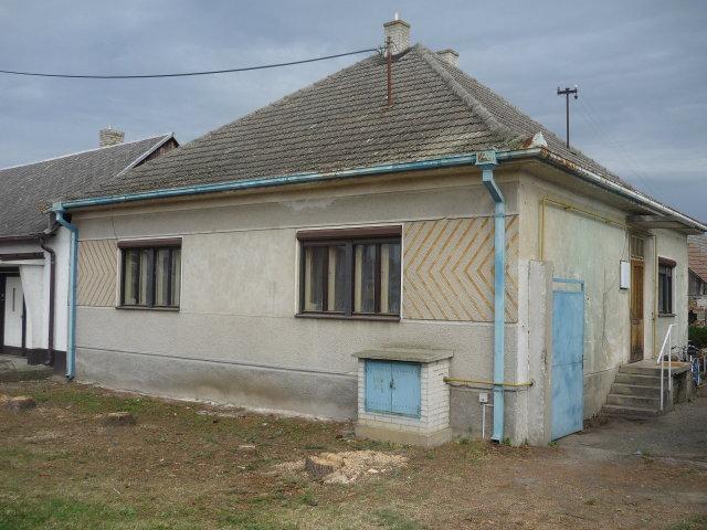 Reality Predám rodinný dom v Drahovciach
