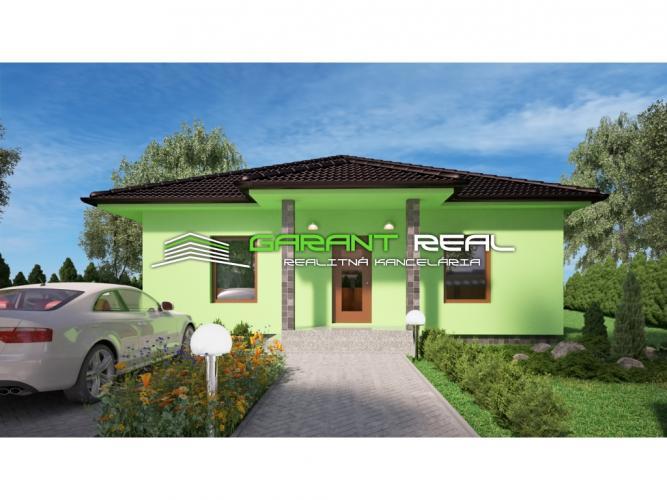 Reality GARANT REAL -prenájom bungalov, Fintice, pozemok 704 m2