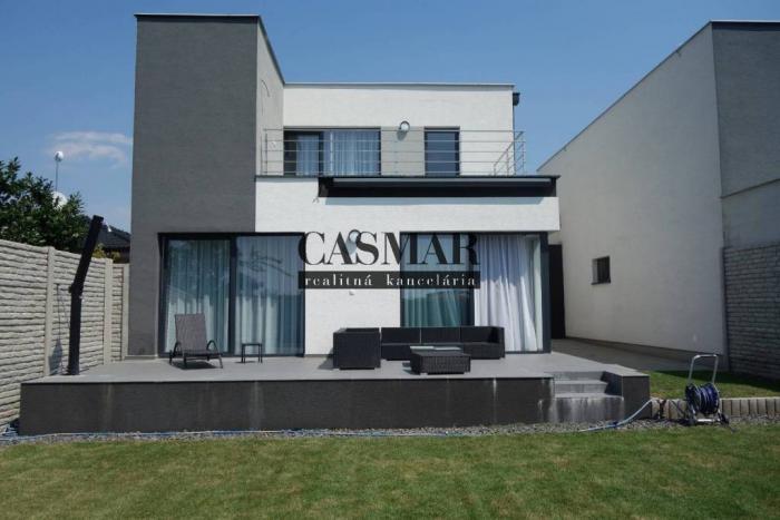 Reality CASMAR RK - krásny, moderný RD - Trnave na Kamennej ceste