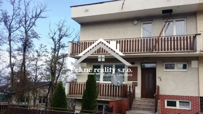 Reality Predaj rodinného domu v Môťovej