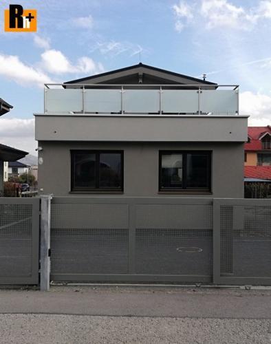 Reality Reality holding+ ponúka Na predaj rodinný dom Žilina Závodie - novostavba