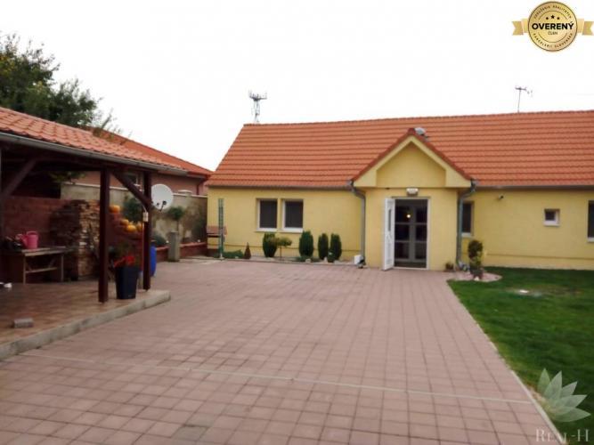 Reality Predaj krásny útulný rodinný dom ŠOPORŃA okr. Galanta