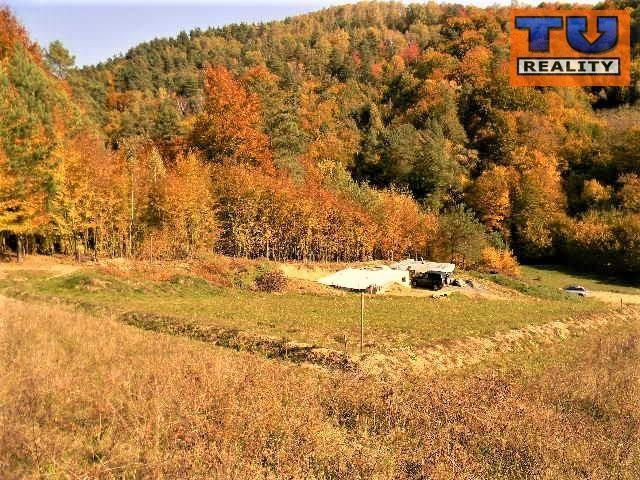 Reality Rozostavaný rodinný dom, pozemok 2004 m2, Kobylnice. CENA: 37 000,00 EUR