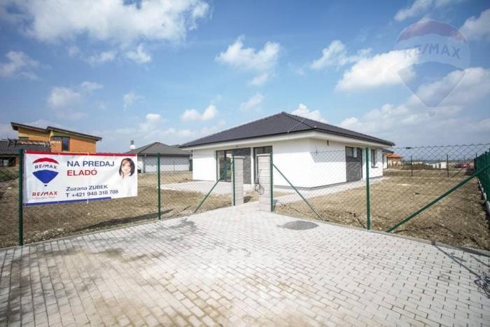 Reality Na predaj: NOVOSTAVBA 4izbový rodinný dom v obci Hamuliakovo – Dunajská Riviera