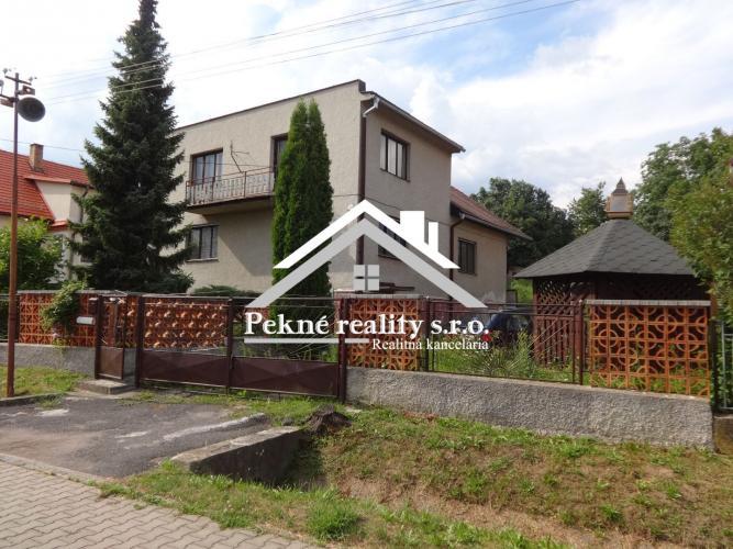 Reality Predaj rodinného domu v Sielnici