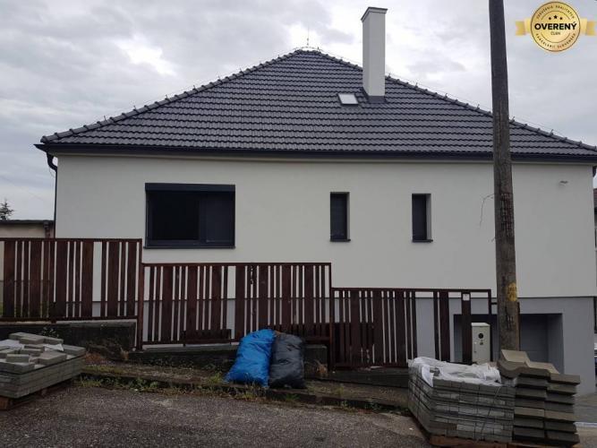Reality PRENÁJOM - Rodinný dom, kompletná rekonštrukcia - Nitra