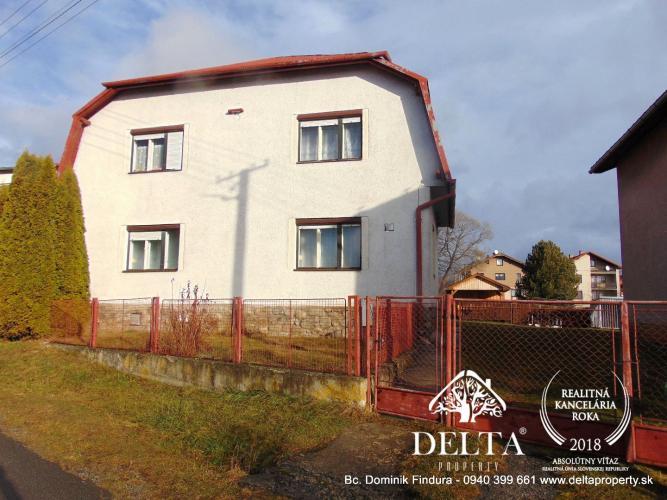 Reality EXKLUZÍVNE - Rodinný dom na predaj Gerlachov