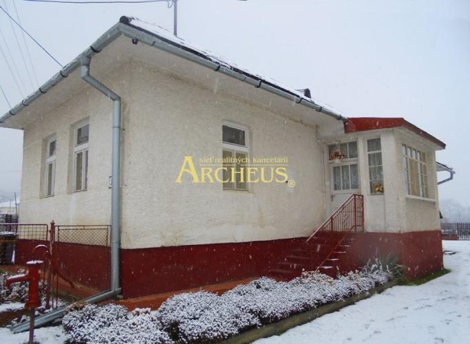 Reality Rodinný dom v pôvodnom stave, Koškovce