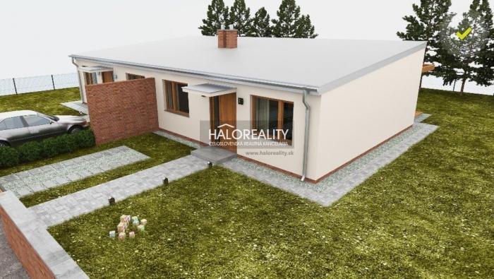 Reality Predaj, rodinný dom Kanaš, okr. Prešov - exkluzívne HALO reality