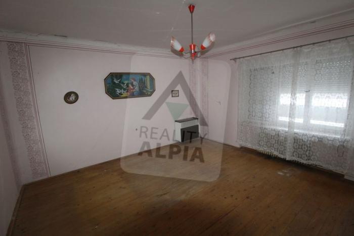 Reality 3-izbový dom dom, Hurbanovo, Bohatá