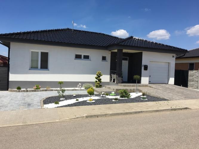 Reality Predám novostavu - murovaný rodinný dom v Holíči