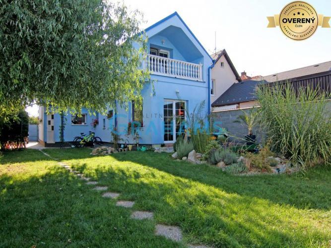 Reality GRAHAMS - PREDAJ, 6 izbový rodinný dom, Ivanka pri Dunaji