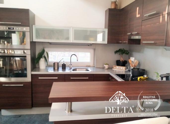 Reality Delta - 5 izbový rodinný dom, na prenájom