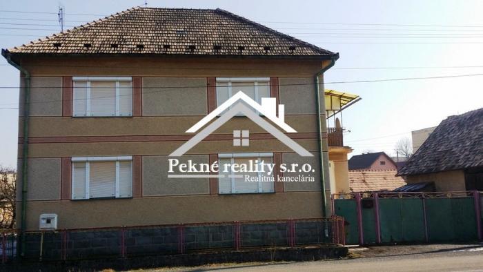 Reality Len u nás! Predaj rodinného domu Dubové
