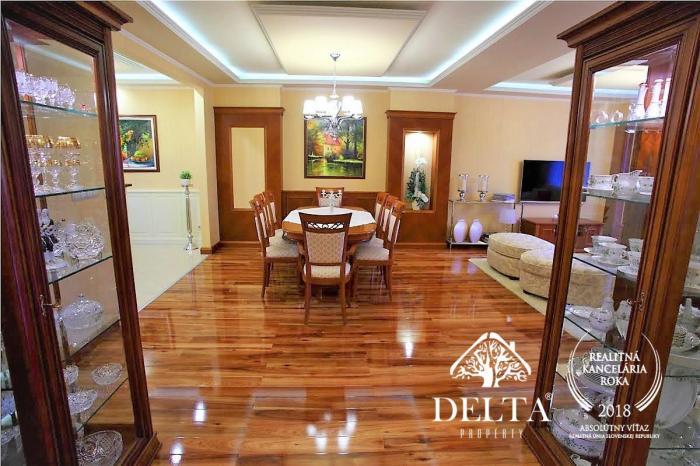 Reality DELTA- Rodinná Vila s dvomi bytovými jednotkami
