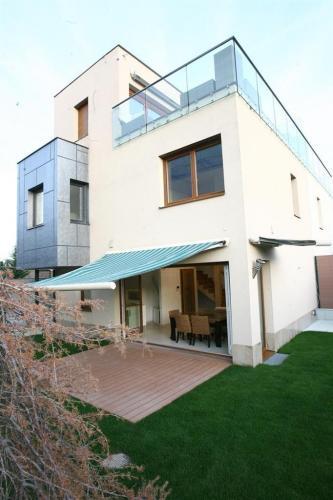 Reality Luxusné rodinné domy vo Vinohradoch na prenájom - Bratislava III.