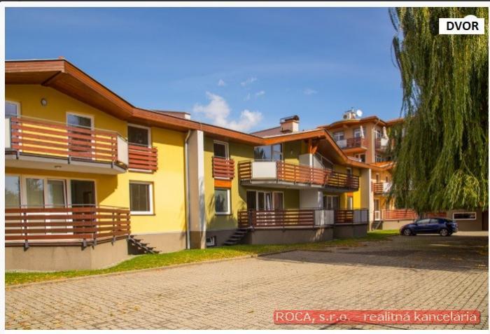 Reality Dom v apartmánovom komplexe Košice - Sever
