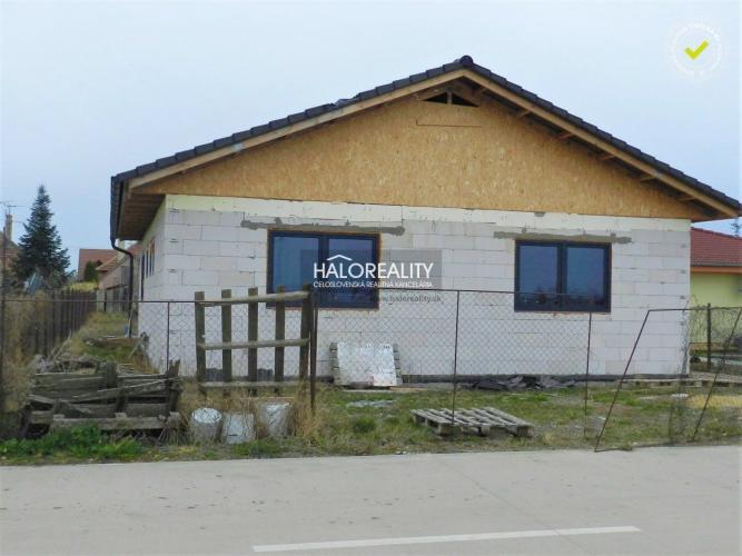 Reality Predaj, rodinný dom Štvrtok na Ostrove - NOVOSTAVBA