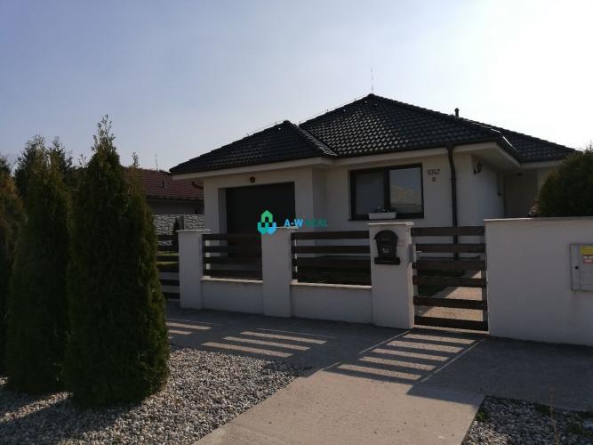 Reality Krásny 4 izbový rodinný dom v novej časti mesta Dunajská Streda