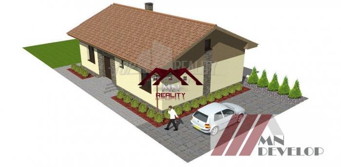Reality Exkluzívne 3 rodinné domy Ludanice