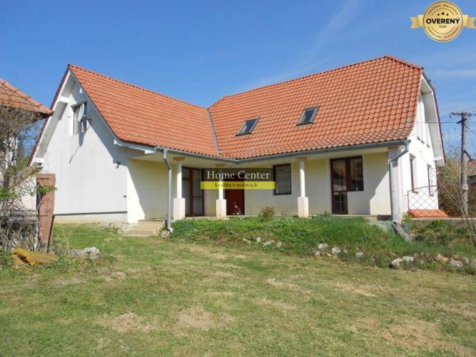 Reality Na predaj : dom s veľkým potenciálom , Podhájska 9 km .