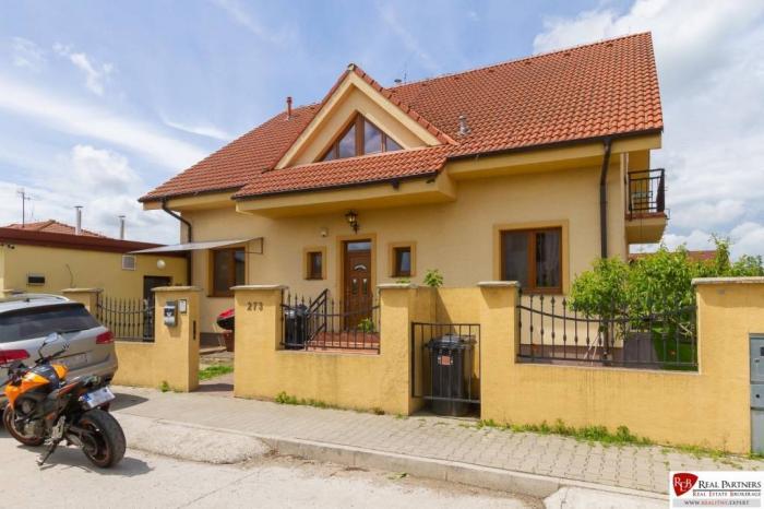 Reality Novostavba 7 izb. zariadený dom Hviezdoslavov