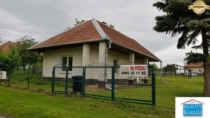 Reality Predáme pekný, malý sedliacky dom- Kolta