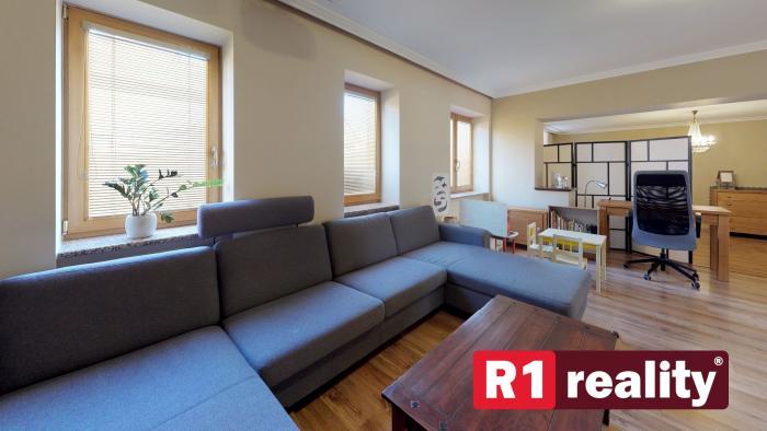 Reality Veľkorysý rodinný dom s pozemkom 723 m2,  Piešťany, širšie centrum