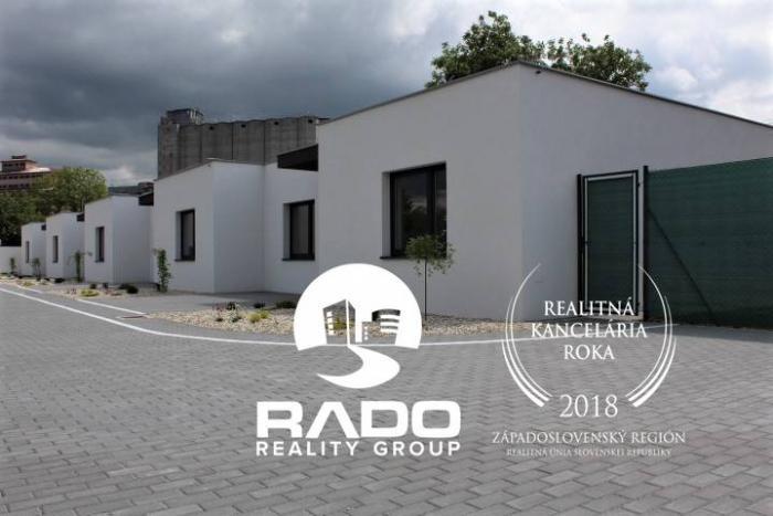 Reality Novostavba RD v radovej zástavbe, Trenčin - Zlatovce