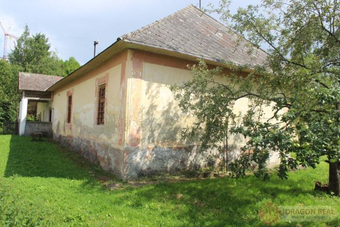 Reality dom – hospodárske budovy, ovocný sad v celku 11338 m2 - Svinia