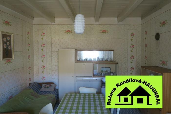 Reality 3 izbový RD, vhodný na chalupu, 70 m2, Bardoňovo
