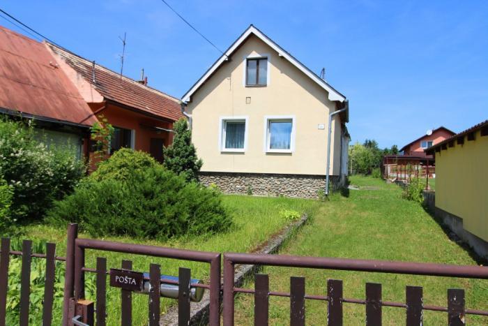 Reality Rod.dom so záhradou v Likavke