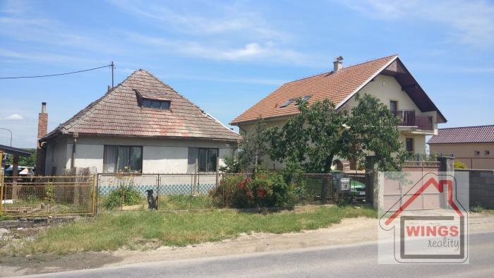 Reality Rodinný dom Vinohrady nad Váhom