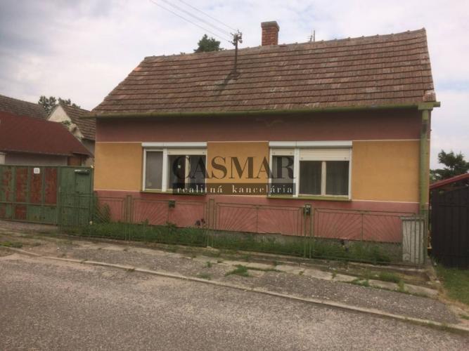 Reality PREDAJ - Rodinný dom v obci Borský Sv. Jur