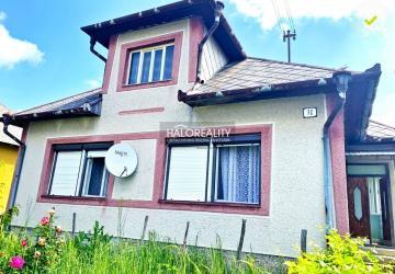 Reality Predaj, rodinný dom Kubáňovo, č. 72 - EXKLUZÍVNE HALO REALITY
