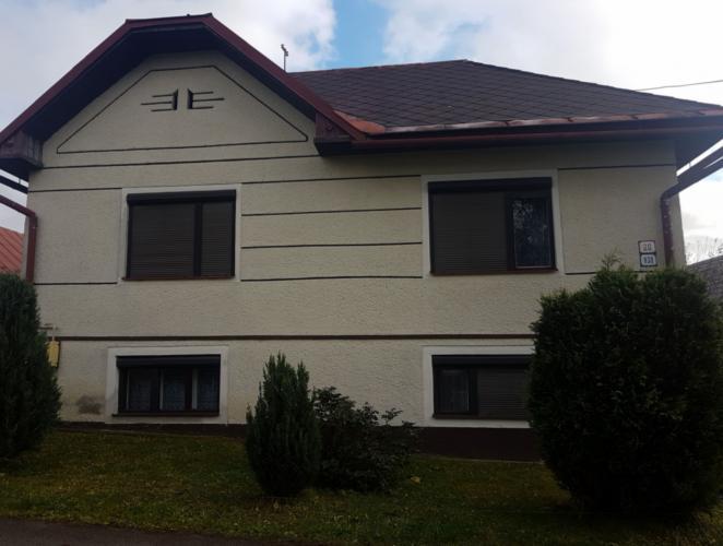 Reality 5-izbový dom dom, Brezno, Brezno