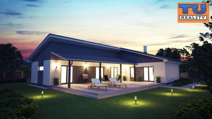 Reality EXTRA PONUKA ! JAROK PRI NITRE, 4i dom s moderným dispozičným riešením v dobrej lokalite blízk