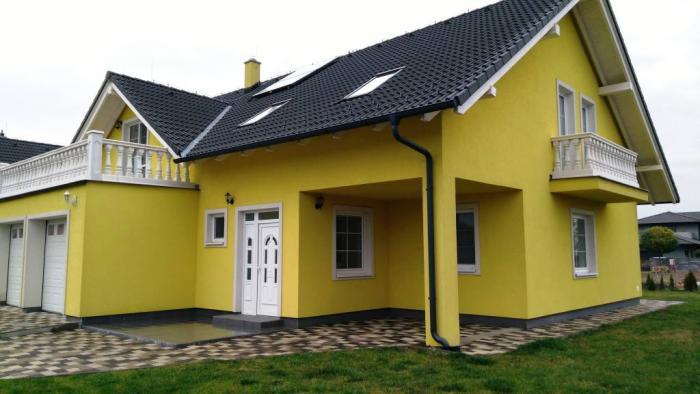 Reality BA III. Čierna voda- nový rodinný dom