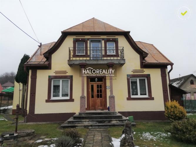 Reality Predaj, rodinný dom Tužina, 1003 m2 - EXKLUZÍVNE HALO REALITY