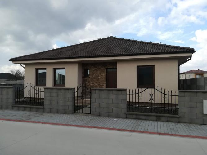 Reality Posledný 4 izbový Rodinný dom v Hornej Potôni