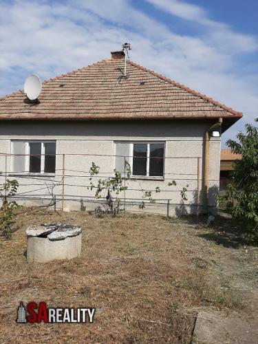 Reality Ponúkam na predaj rodinný dom obec Jur nad Hornom , okres Levice