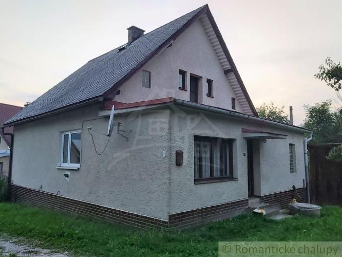 Reality Rodinný dom v pokojnom prostredí obce Papradno