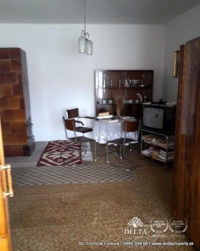 Reality DELTA - Priestranný rodinný dom na predaj Letanovce